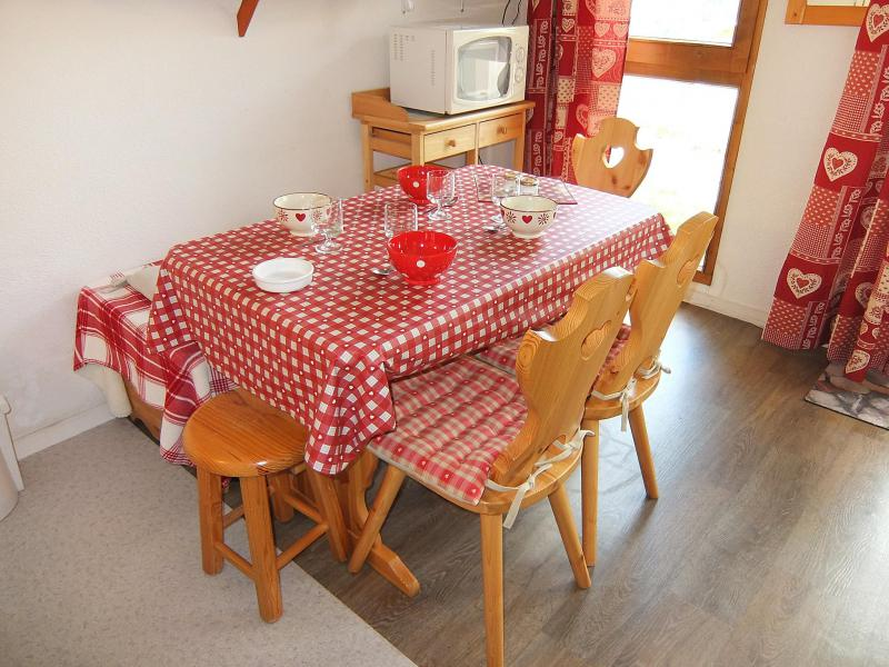 Holiday in mountain resort 1 room apartment 4 people (5) - Le Sarvan - Les Menuires - Accommodation