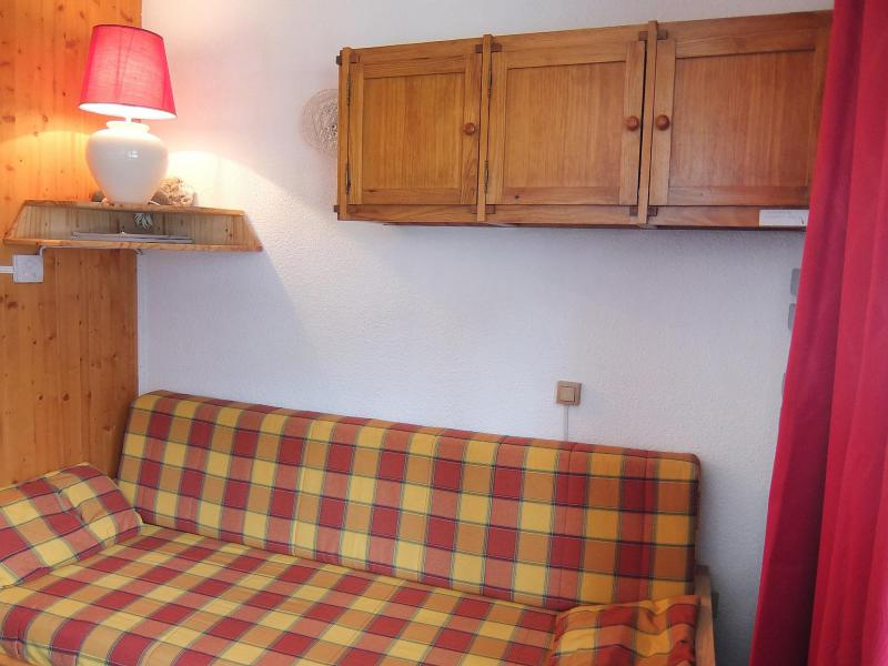 Holiday in mountain resort 1 room apartment 3 people (3) - Le Sarvan - Les Menuires
