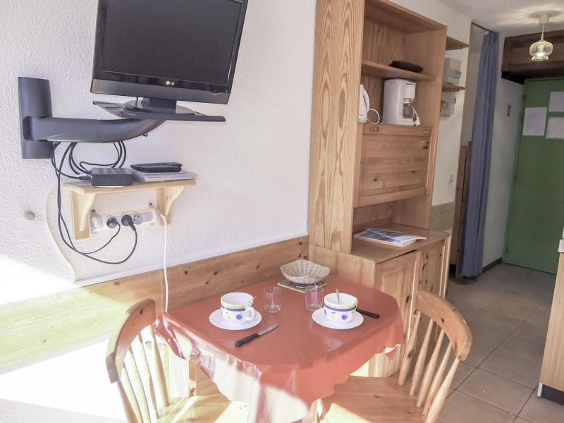 Holiday in mountain resort 1 room apartment 3 people (1) - Le Sarvan - Les Menuires