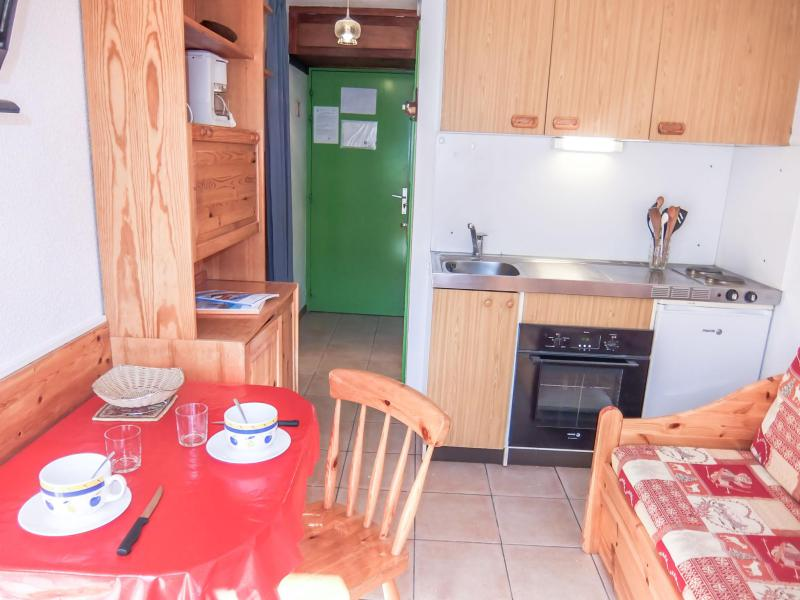 Holiday in mountain resort 1 room apartment 3 people (1) - Le Sarvan - Les Menuires - Summer outside