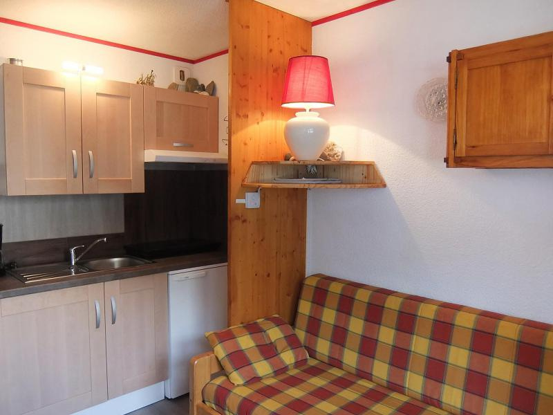 Holiday in mountain resort 1 room apartment 3 people (3) - Le Sarvan - Les Menuires - Summer outside