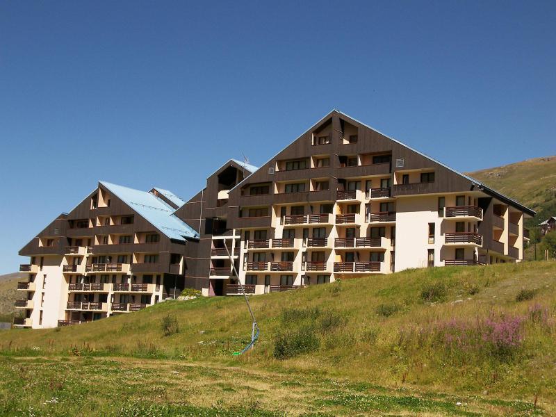 Vakantie in de bergen Le Sarvan - Les Menuires