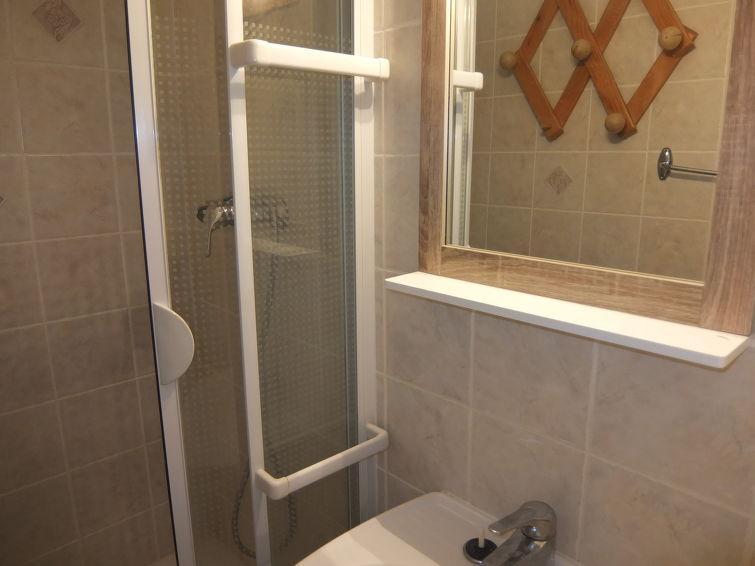 Vakantie in de bergen Appartement 1 kamers 3 personen (1) - Le Sarvan - Les Menuires - Verblijf