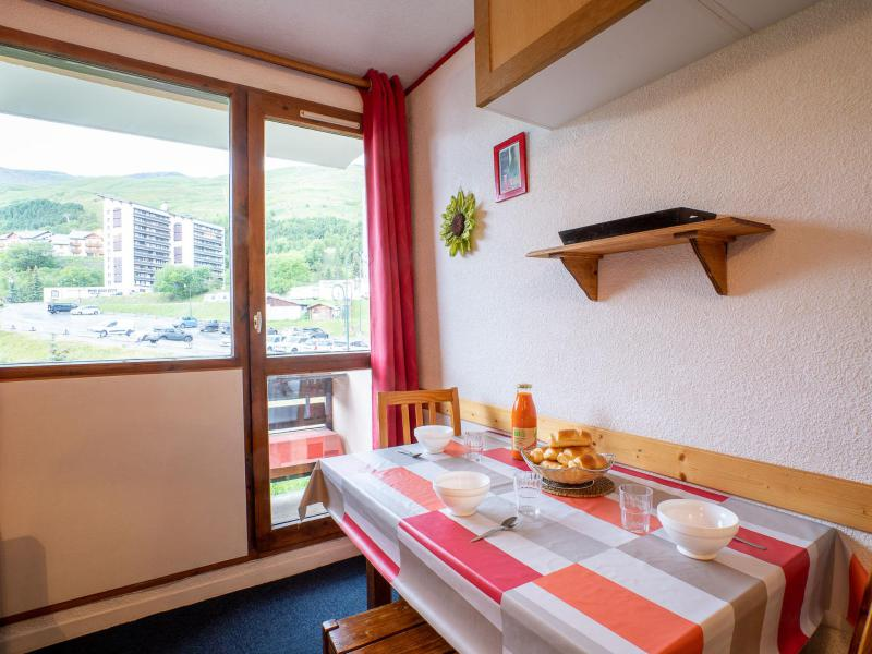 Vakantie in de bergen Appartement 1 kamers 3 personen (3) - Le Sarvan - Les Menuires - Verblijf