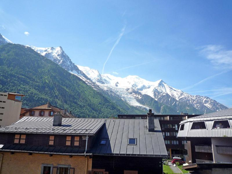 Holiday in mountain resort 2 room apartment 4 people (1) - Le Savoisien - Chamonix - Accommodation