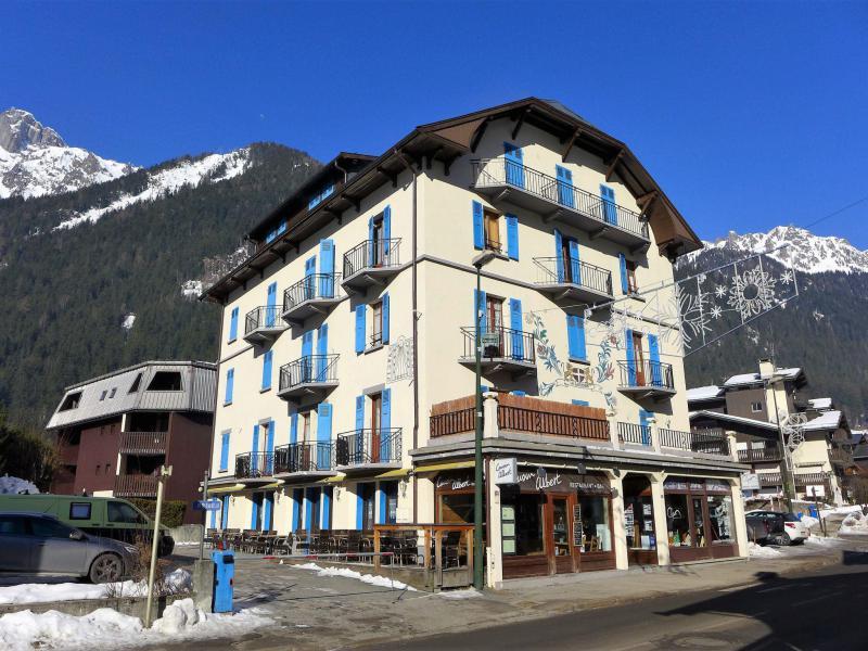 Vakantie in de bergen Appartement 2 kamers 4 personen (1) - Le Savoisien - Chamonix