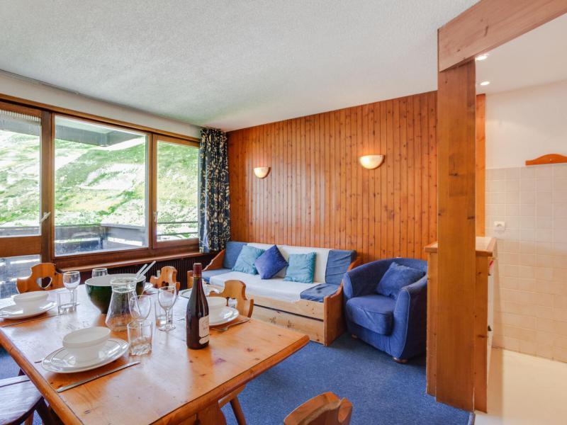Wakacje w górach Apartament 2 pokojowy 6 osób (5) - Le Schuss - Tignes - Zakwaterowanie