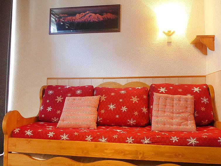 Holiday in mountain resort 1 room apartment 4 people (2) - Le Sefcotel - Tignes - Accommodation