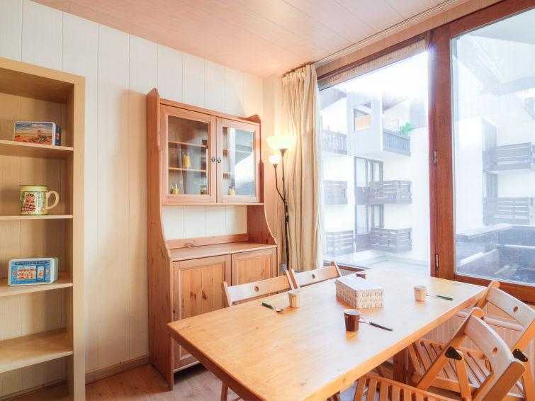 Holiday in mountain resort 1 room apartment 4 people (21) - Le Sefcotel - Tignes - Accommodation