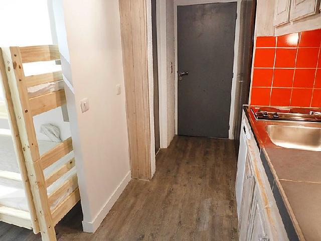 Vakantie in de bergen Appartement 1 kamers 4 personen (15) - Le Sefcotel - Tignes - Verblijf