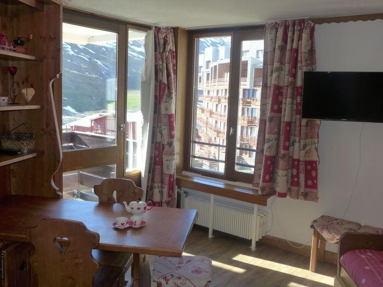 Vakantie in de bergen Appartement 1 kamers 4 personen (19) - Le Sefcotel - Tignes - Verblijf