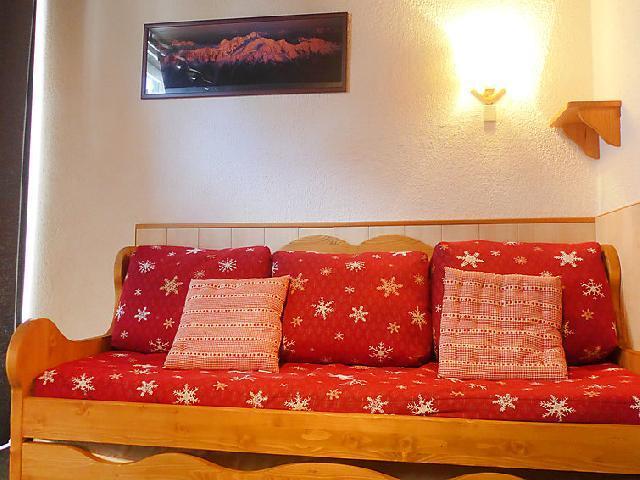 Vakantie in de bergen Appartement 1 kamers 4 personen (2) - Le Sefcotel - Tignes - Verblijf