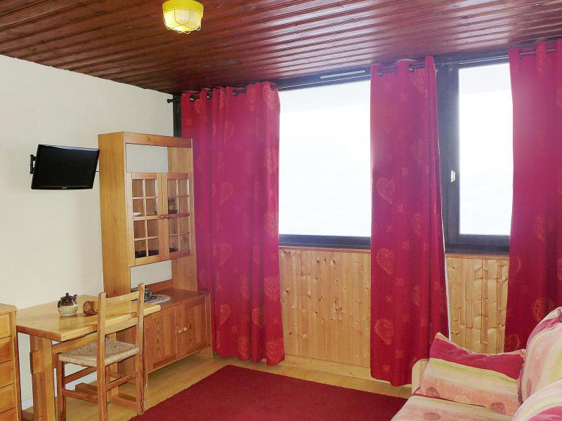 Holiday in mountain resort 1 room apartment 2 people (3) - Le Sérac - Val Thorens - Accommodation