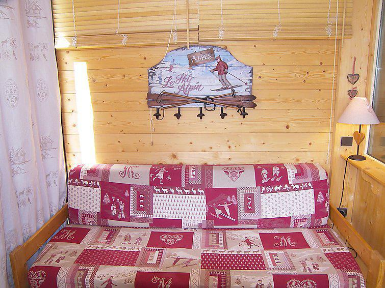 Holiday in mountain resort 2 room apartment 4 people (4) - Le Sérac - Val Thorens - Accommodation