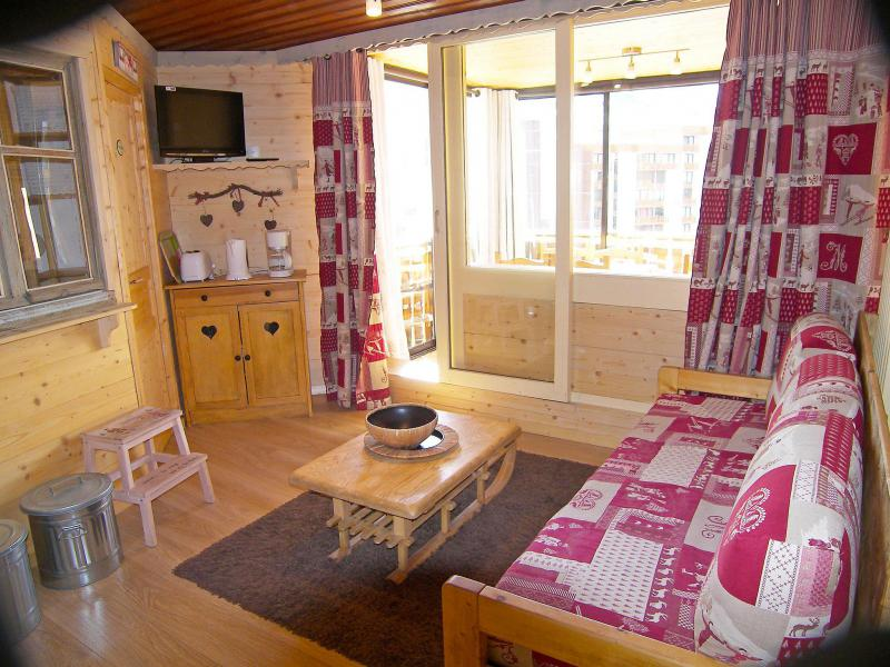 Holiday in mountain resort 2 room apartment 4 people (4) - Le Sérac - Val Thorens - Summer outside