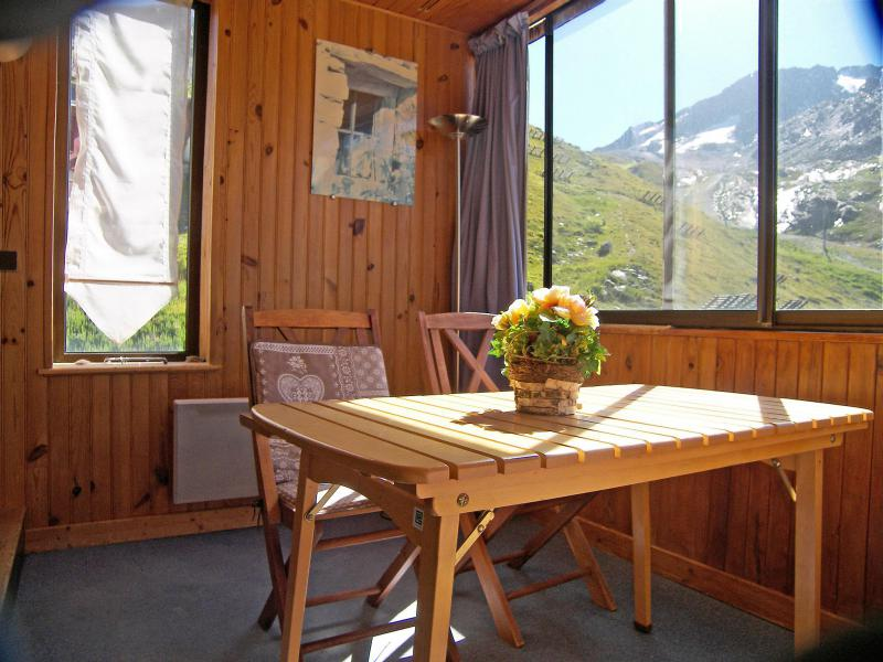 Holiday in mountain resort 1 room apartment 2 people (5) - Le Sérac - Val Thorens - Summer outside