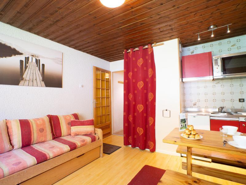 Vakantie in de bergen Appartement 1 kamers 2 personen (3) - Le Sérac - Val Thorens - Verblijf