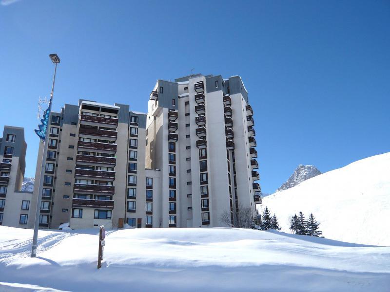 Vakantie in de bergen Le Slalom - Tignes