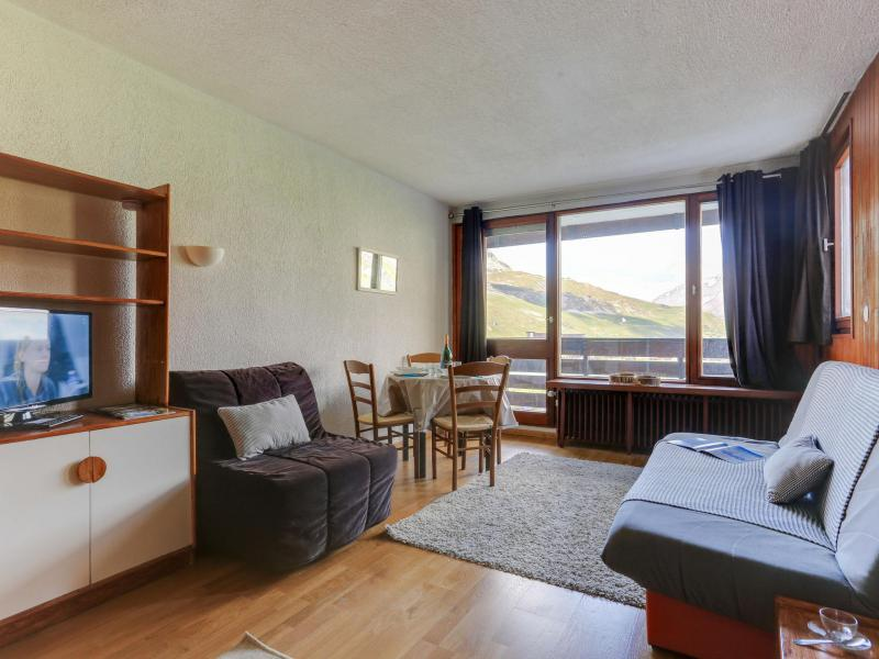 Holiday in mountain resort 1 room apartment 4 people (7) - Le Slalom - Tignes - Summer outside