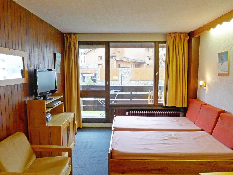 Holiday in mountain resort 1 room apartment 4 people (3) - Le Slalom - Tignes - Summer outside