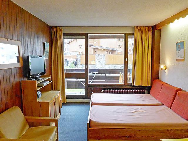 Vakantie in de bergen Appartement 1 kamers 4 personen (3) - Le Slalom - Tignes - Verblijf