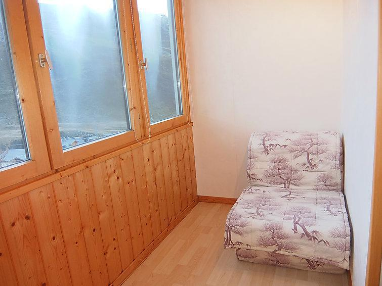 Holiday in mountain resort 2 room apartment 4 people (1) - Le Sorbier - Les Menuires - Accommodation