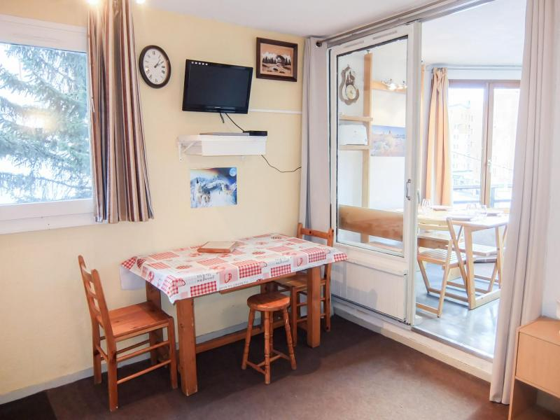 Holiday in mountain resort 2 room apartment 4 people (2) - Le Sorbier - Les Menuires - Accommodation