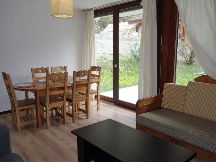 Wakacje w górach Apartament 4 pokojowy 6 osób (1) - Le Sporting - Saint Gervais - Zakwaterowanie