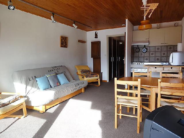 Vakantie in de bergen Appartement 1 kamers 4 personen (4) - Le Super Venosc - Les 2 Alpes - Verblijf