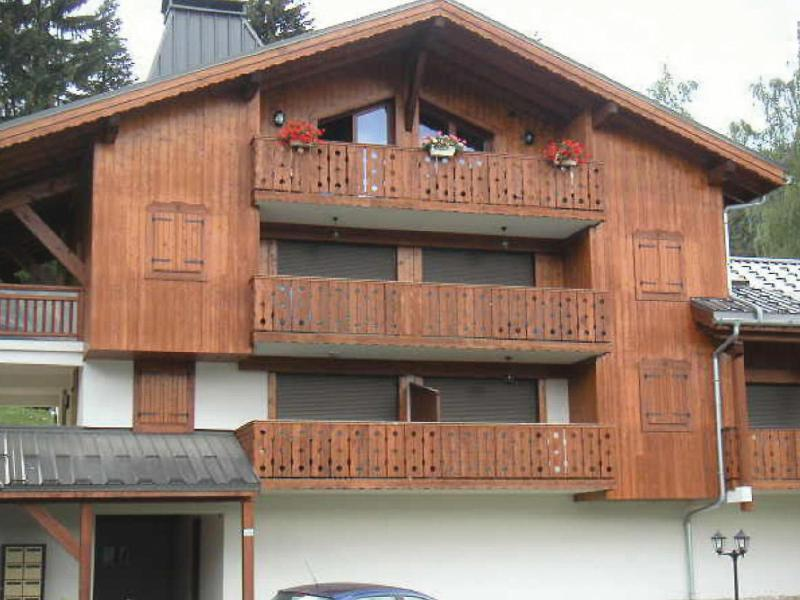Holiday in mountain resort 3 room apartment 6 people (1) - Le Tagre - Saint Gervais - Summer outside