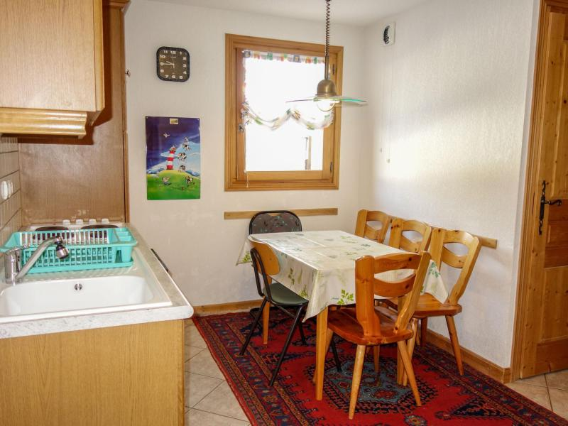 Holiday in mountain resort 3 room apartment 6 people (1) - Le Tagre - Saint Gervais - Accommodation