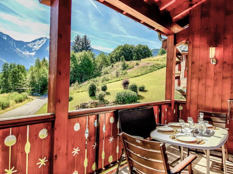 Vakantie in de bergen Appartement 3 kamers 6 personen (1) - Le Tagre - Saint Gervais - Verblijf