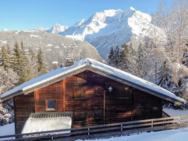 Wakacje w górach Apartament 1 pokojowy 4 osób (2) - Le Taguy - Saint Gervais