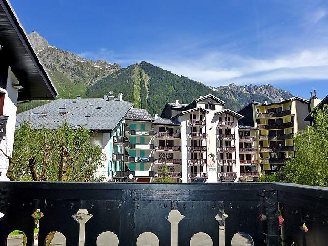 Holiday in mountain resort 1 room apartment 2 people (7) - Le Triolet - Chamonix - Accommodation