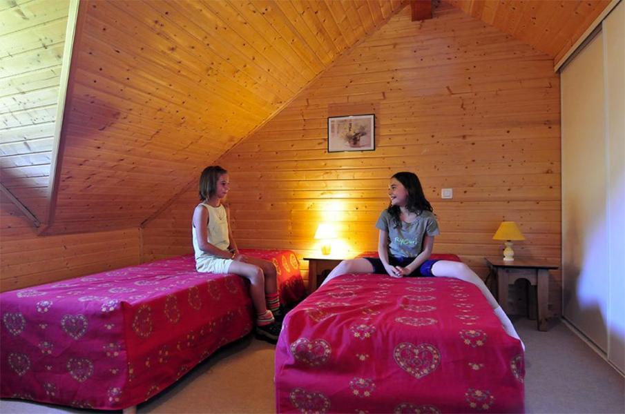 Urlaub in den Bergen Le Village Gaulois - Saint-François Longchamp - Mansardenzimmer