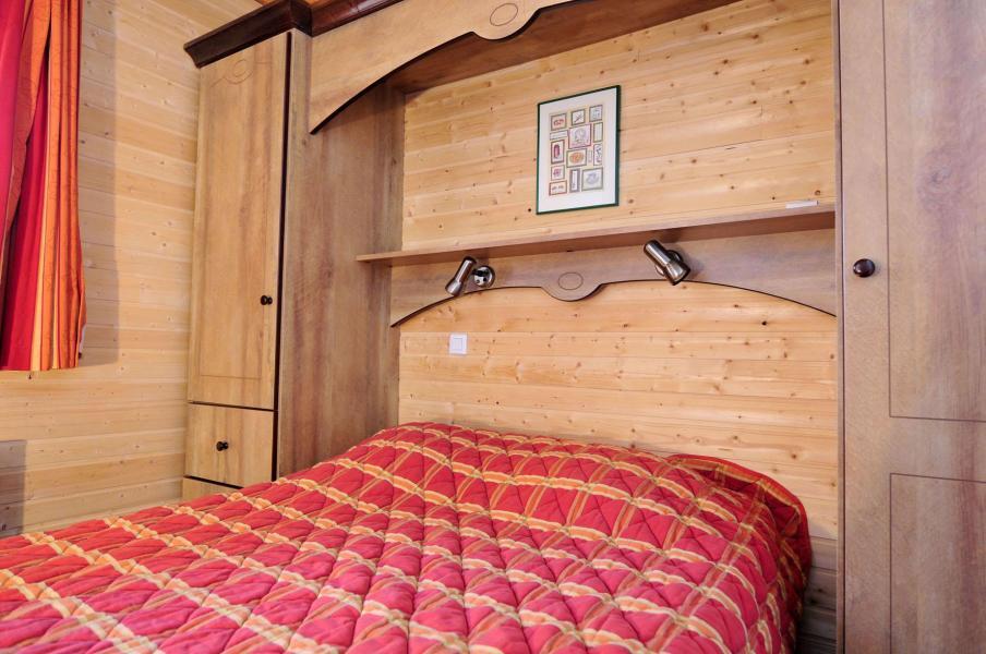 Urlaub in den Bergen Le Village Gaulois - Saint-François Longchamp - Schlafzimmer