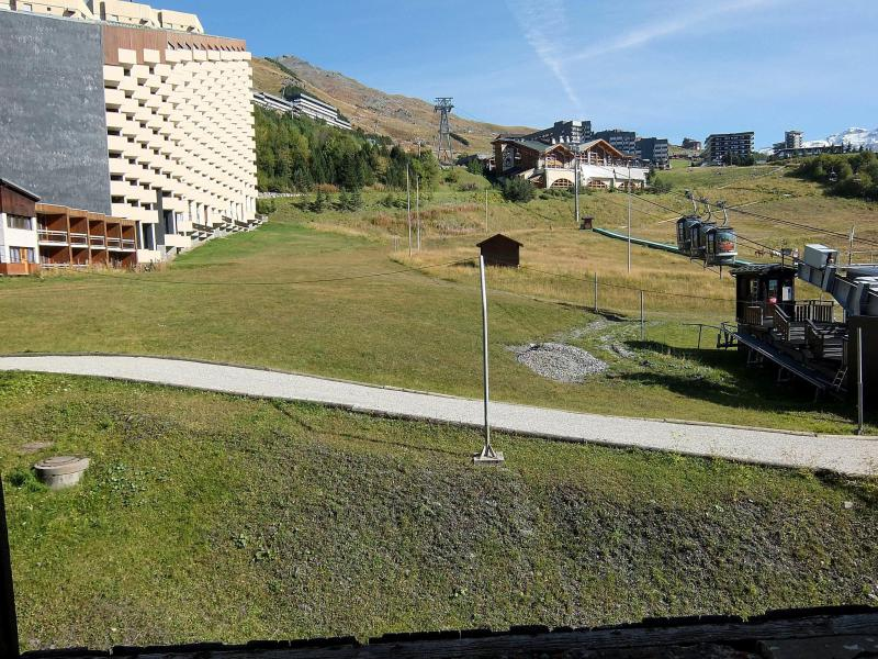 Holiday in mountain resort 2 room apartment 6 people (2) - Le Villaret - Les Menuires - Accommodation