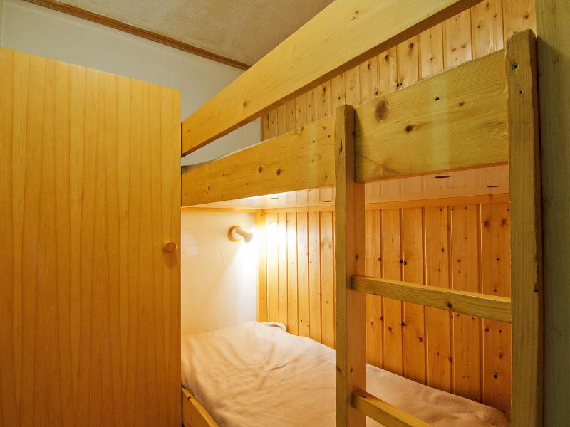 Holiday in mountain resort 2 room apartment 6 people (6) - Le Villaret - Les Menuires - Bunk beds