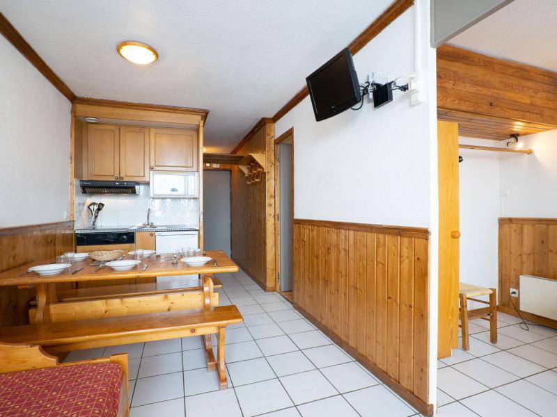 Vakantie in de bergen Appartement 2 kamers 5 personen (6) - Le Villaret - Les Menuires - Verblijf