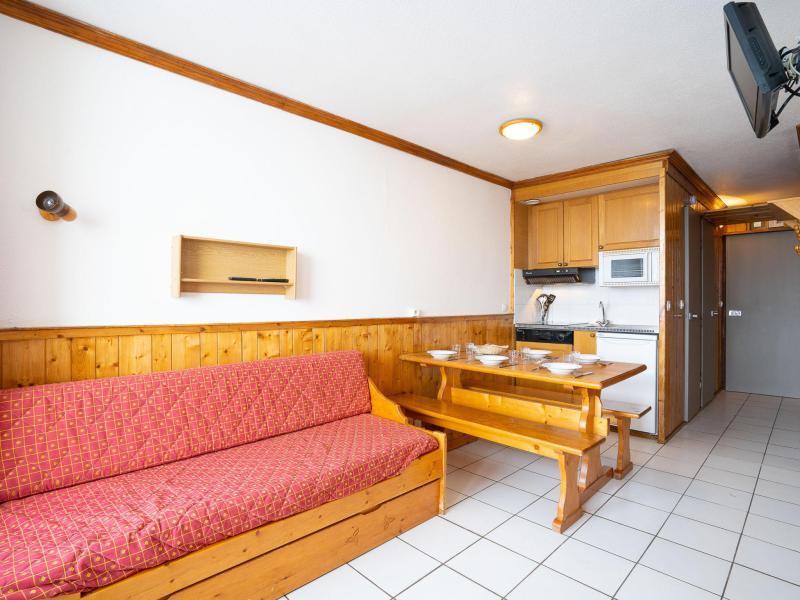 Vakantie in de bergen Appartement 2 kamers 6 personen (6) - Le Villaret - Les Menuires - Verblijf