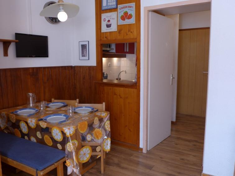 Holiday in mountain resort 1 room apartment 4 people (1) - Le Zénith - Val Thorens - Summer outside