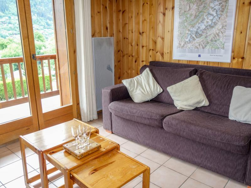 Holiday in mountain resort 3 room apartment 6 people (1) - Les Aiguilles du Midi - Saint Gervais - Accommodation
