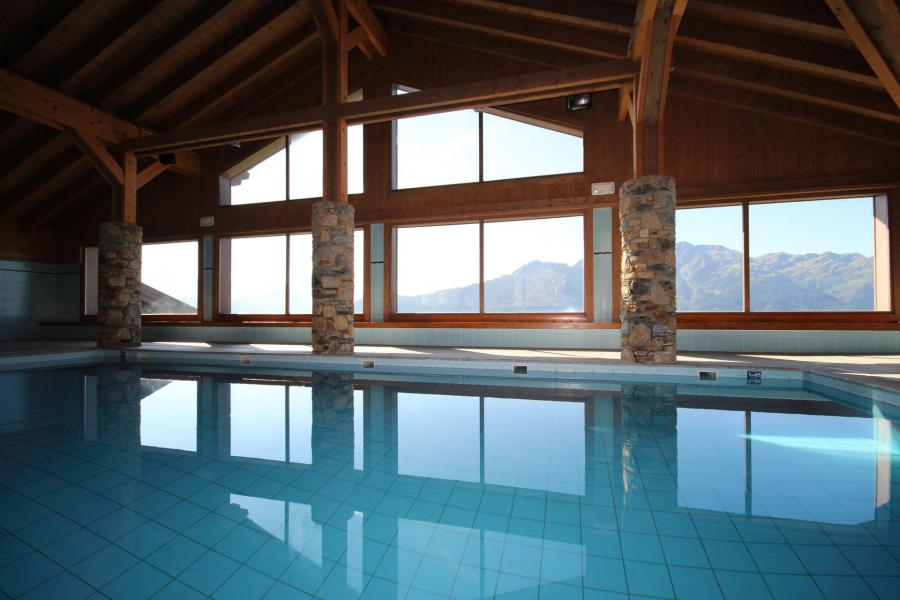 Vacaciones en montaña Les Alpages de Bisanne E - Les Saisies - Verano