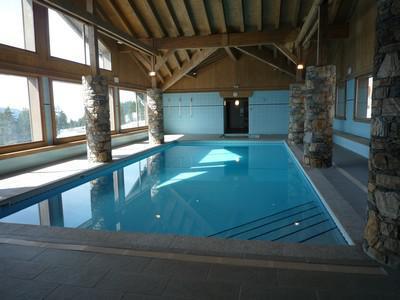 Vacaciones en montaña Apartamento 4 piezas para 8 personas (ALPI05) - Les Alpages de Bisanne I - Les Saisies