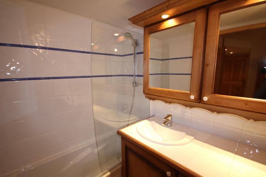 Vacaciones en montaña Apartamento 4 piezas para 8 personas (ALPI05) - Les Alpages de Bisanne I - Les Saisies - Cuarto de baño