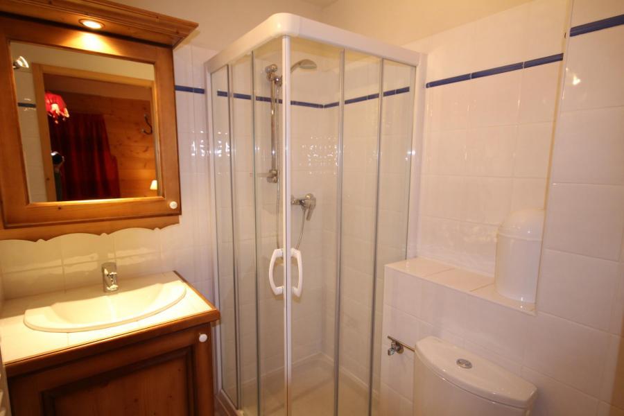 Vacaciones en montaña Apartamento 4 piezas para 8 personas (ALPI05) - Les Alpages de Bisanne I - Les Saisies - Cuarto de baño con ducha