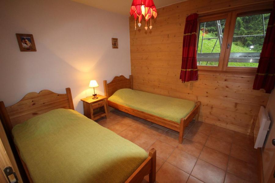 Vacaciones en montaña Apartamento 4 piezas para 8 personas (ALPI05) - Les Alpages de Bisanne I - Les Saisies - Habitación