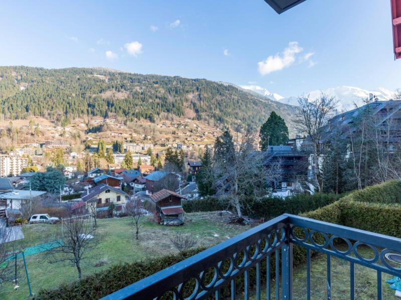 Vacaciones en montaña Apartamento 2 piezas para 4 personas (1) - Les Arolles - Saint Gervais - Verano