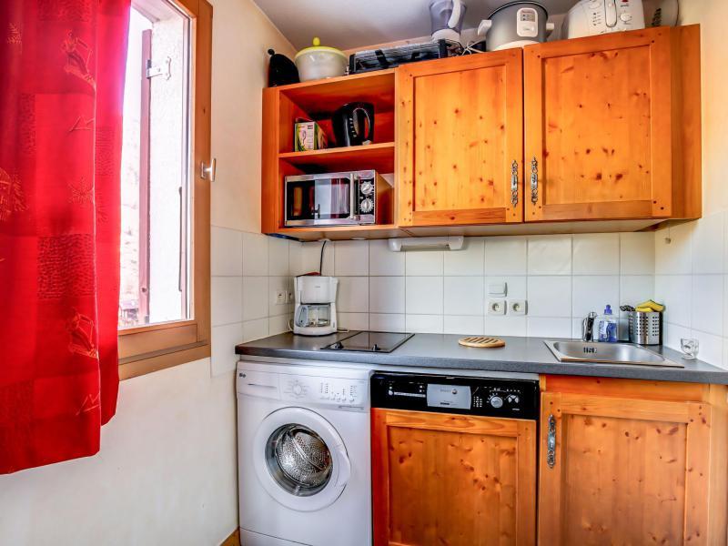 Vacaciones en montaña Apartamento 2 piezas para 4 personas (1) - Les Arolles - Saint Gervais - Alojamiento