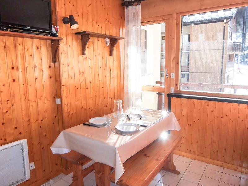 Holiday in mountain resort 1 room apartment 2 people (35) - Les Asters - Les Menuires - Accommodation